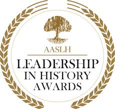 Leadership in History Logo